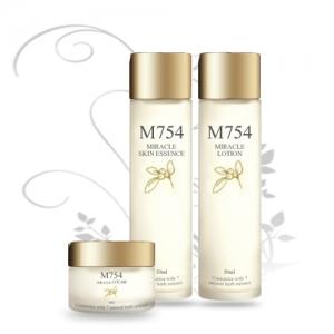 M754 미라클 3종여행세트 겨우살이화장품 천연화장품