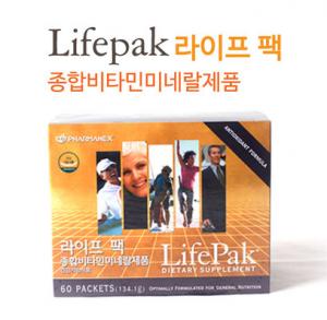 뉴스킨 파마넥스 라이프팩(뉴스킨정품) 종합비타민 종합영양제